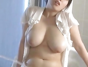 Big Japanese Tits in Bath