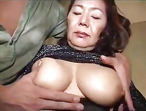 Mature Asian Fondled