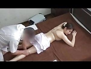 Asian;Voyeur;Massage;Vietnamese;European Yoni Massage in...