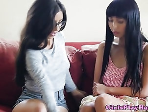 Asian;Babes;Lesbians;When Girls Play;HD Videos Spex lesbian...