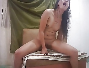 Amateur;Asian;Masturbation;Squirting;Orgasms;HD Videos Asian wife get...