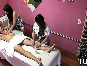 This massage saloon is very immoral and you can witness that