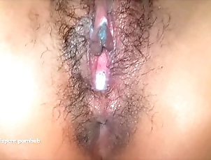 tiny asian amateur pornstar creampie deep in her tight pussy 1 + 1minporn