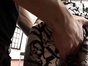 Wacky sex kitten gapes her slit and enjoys hardcore sex