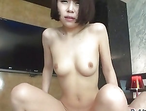 Jav Amateur Abe Gets Her First Anal Gape Petite